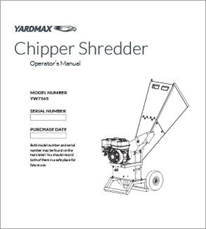 Chipper Shredder